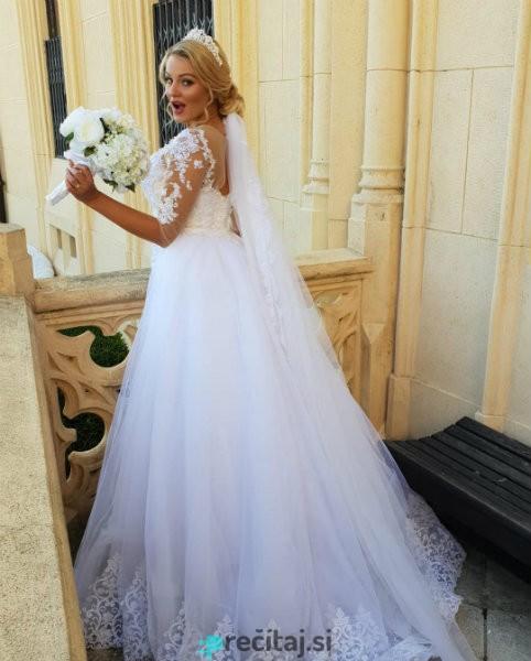 Čo urobila exfarmárka Eva so svojimi svadobnými šatami  TOTO by ste ... d85f2f9bdd1