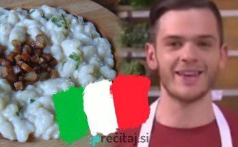 (VIDEO DŇA) Mladý Talian sa v televíznej relácii pokúša uvariť halušky   Slovákov totálne dourážal! c60f56ec622