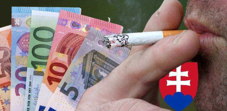 drahsie cigarety slovensko