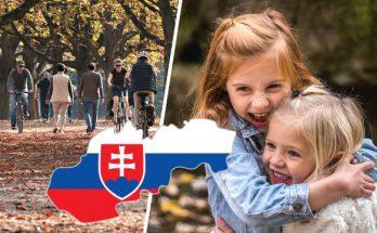 slovensko pocasie
