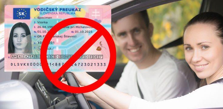 vodicsky preukaz danovy poriadok