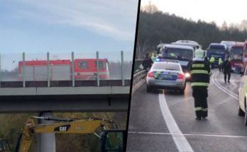 dopravna nehoda autobus nakladiak ucitelka zomrela