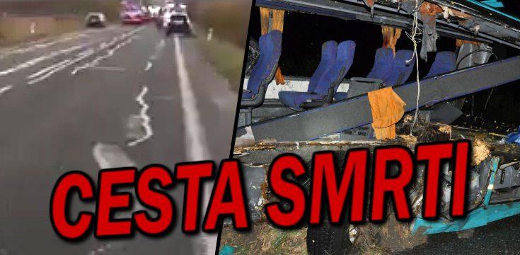 nitra autobus nakladiak dopravna nehoda jelenec