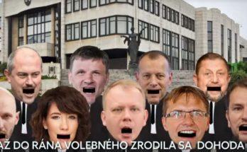 robert fico facebook volby 2020 smer opozicia video