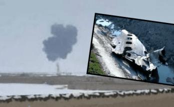 havaria lietadla afganistan ghazni