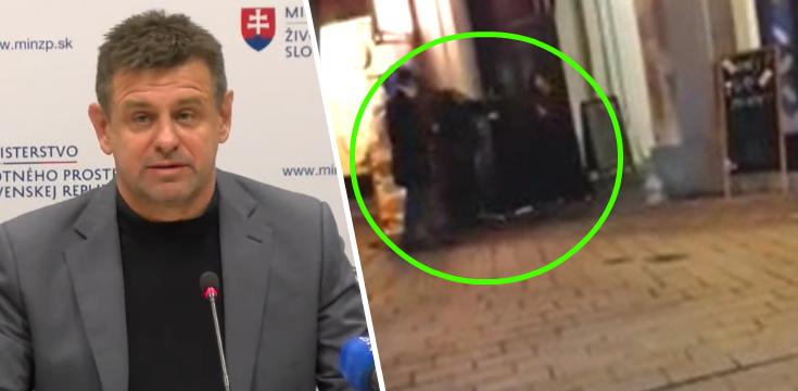 laszlo Solymos opity bitka video minister