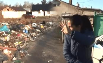 plavecký štvrtok rómska osada odpad dlh