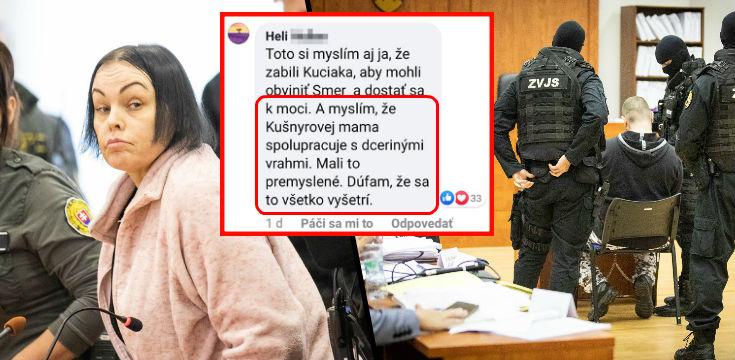 sud kocner zsuzsova kuciak reakcie slovakov