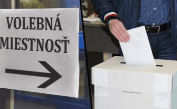 volby poriadok pokuta slovensko