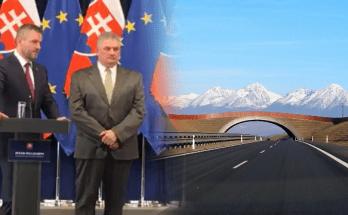 diaľnice známky zrušenie pellegrini smer