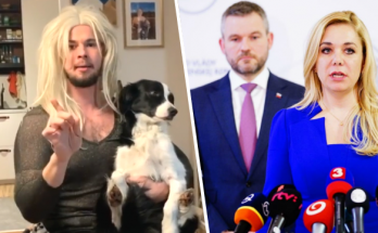 fero joke denisa sakova peter pellegrini video
