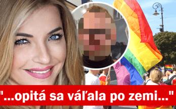 martina simkovicova lgbt fero miklosko hadka konflikt