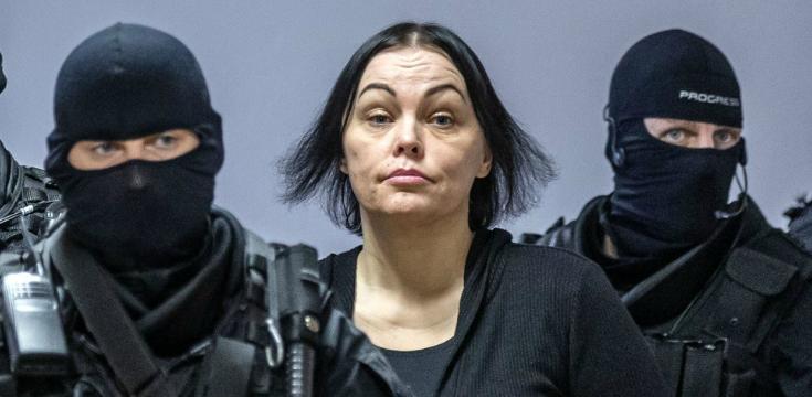 Alena Zsuzsova sud jan kuciak martina kusnirova