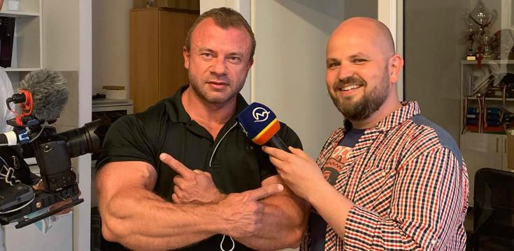 andrej mozolani fitnes trener covid koronavirus posilnovne blokada bratislavy peticia