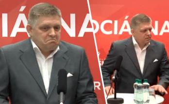 robert fico smer nemal rusko zvozil reporterku