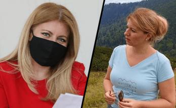 zuzana caputova novy partner priatel juraj rizman
