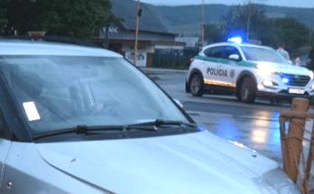 14-rocny chlapec soferoval auto nafukal 1 promile