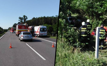 tragedia na dialnici D2 vodic dostal mikrospanok na mieste zomrel
