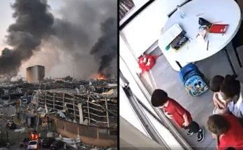vybuch bejrut libanon explozia