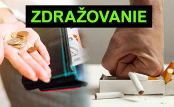 zdrazovanie cigariet slovensko